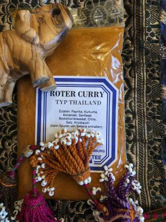 Roter Curry, 50 g